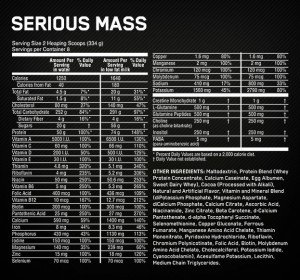 optimum-nutrition-serious-mass-12lbs-facts