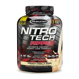 nitrotech ripped 4 lbs